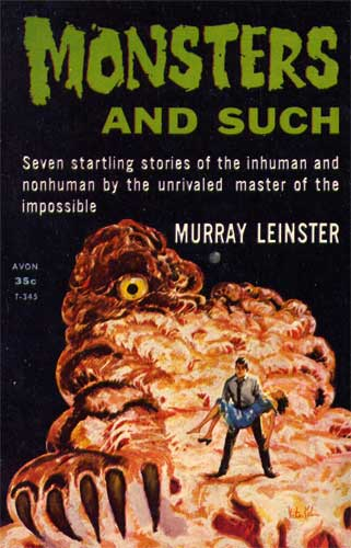 Paperback, Avon Books 1959