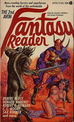 Paperback, Avon Books 1969