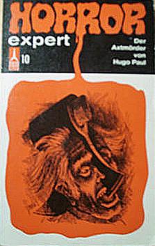 Paperback, Horror Expert nr. 10 1977