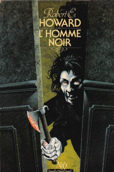 Paperback, Nouvelles Editions Oswald 1988. Dette er en af Jean-Michel Nicolettes fantastiske forsider
