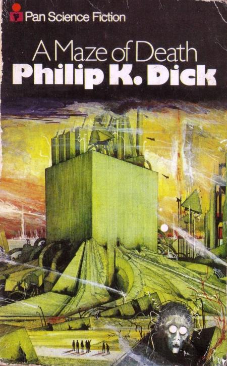 Paperback, Pan Books 1972