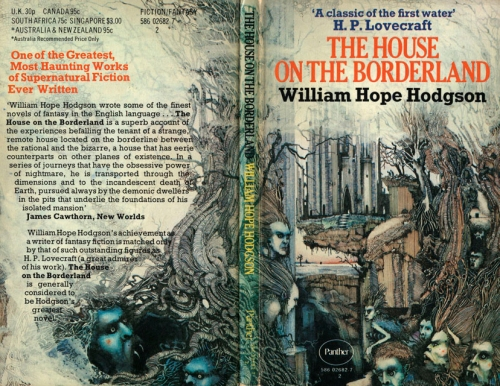 Paperback, Panther Books 1972
