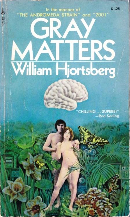 Paperback, Pocket Books 1972. Forsiden er malet af Gene Szafran
