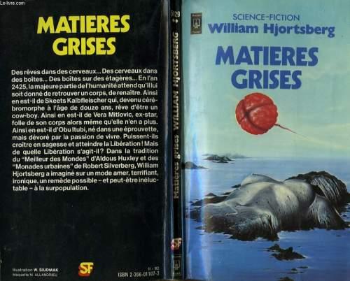 Paperback, Presses Pocket  1982. Fransk udgave af romanen