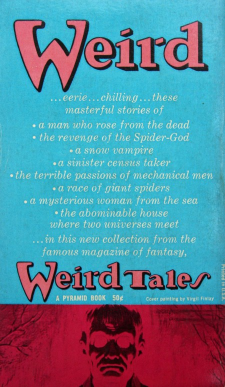 Paperback, Pyramid Books 1964