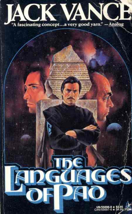 Paperback, Tor Books 1989