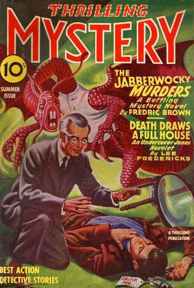 Thrilling Mystery, sommer 1944