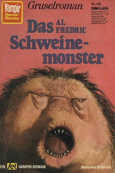 Vampir Horror Roman, nr. 108 1975
