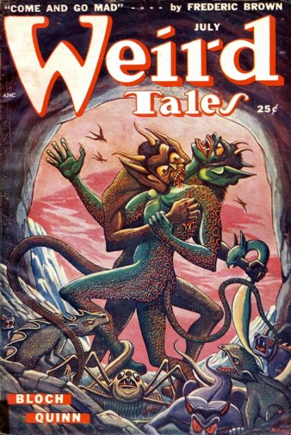 Weird Tales, juli 1949