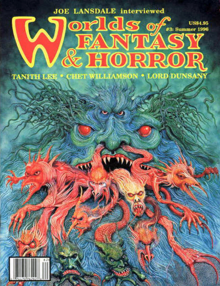 Worlds of Fantasy and Horror, sommer 1996