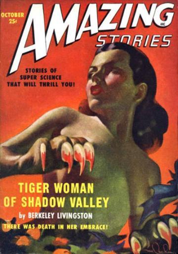 Amazing Stories, oktober 1949