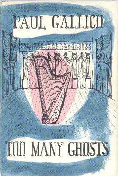 Hardcover, Michael Joseph 1961. 1. engelske udg.