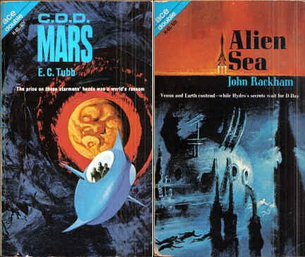 Paperback, Ace Books