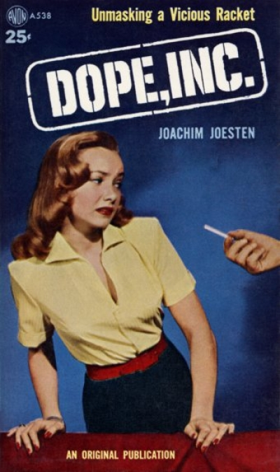 Paperback, Avon Books 1953
