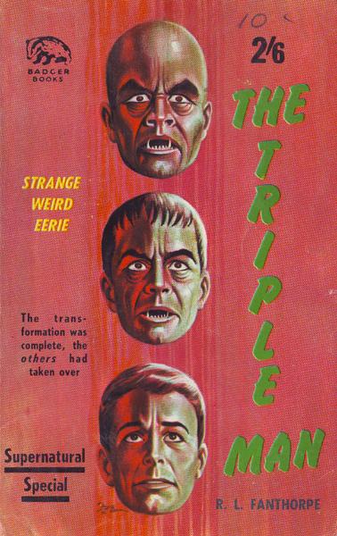 Paperback, Badger Books 1965