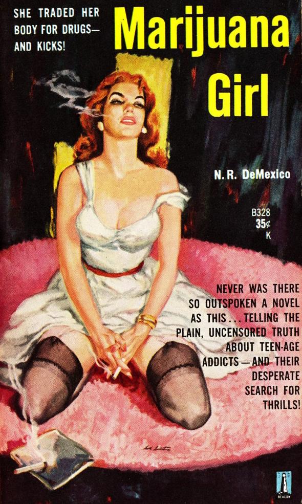 Paperback, Beacon Books 1960