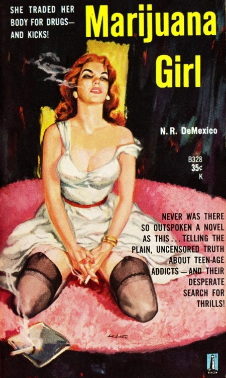 Paperback, Beacon Books 1960
