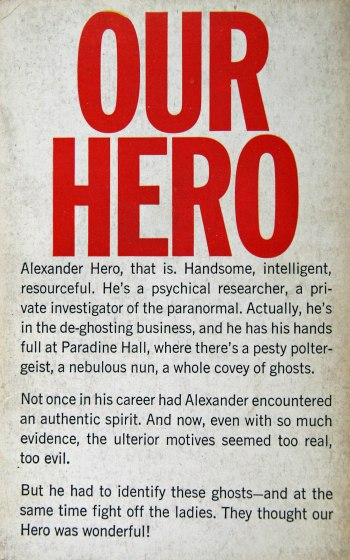 Paperback, Cardinal Edition 1961