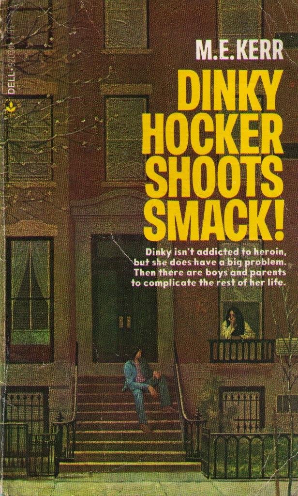 Paperback, Dell Books 1973