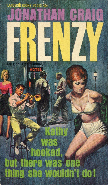 Paperback, Lancer Books 1962