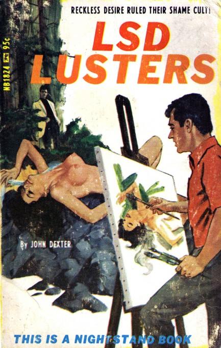 Paperback, Nightstand Books 1967