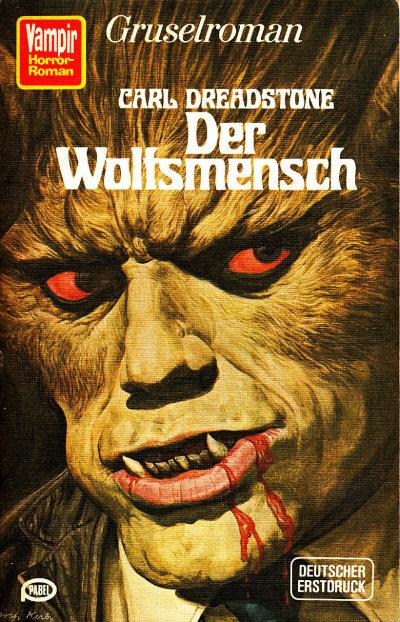 Paperback, Vampir Horror-Roman 1979