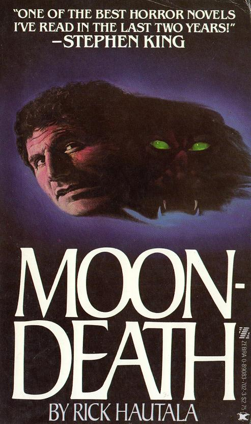 Paperback, Zebra Books 1980