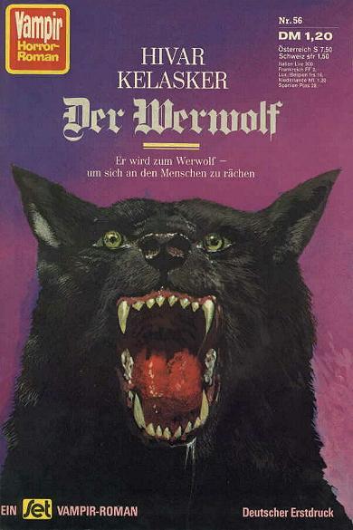 Vampir Horror-Roman nr 56, 1974