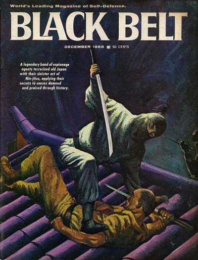 Black Belt, december 1966