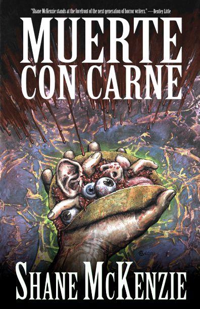 E-bog, Deadite Press 2013. Løsrevne kropsdele  er afgjort en del af samme fascination af det groteske