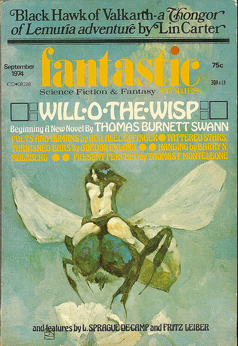 Fantastic Science Fiction & Fantasy Stories,  september 1974