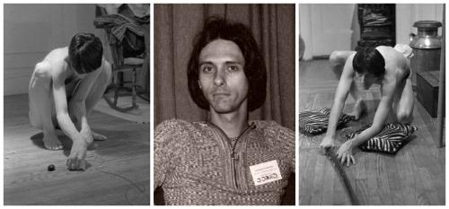 Jeffrey Catherine Jones (10. january 1944 – 19. maj 2011) fotograferet i begyndelsen af 70'erne