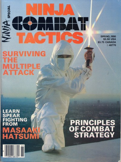 Ninja Combat Tactics, forår 1986