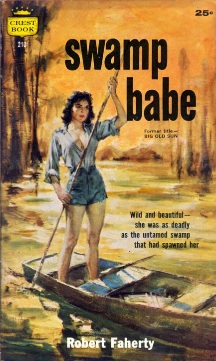 Paperback, Crest Books 1960