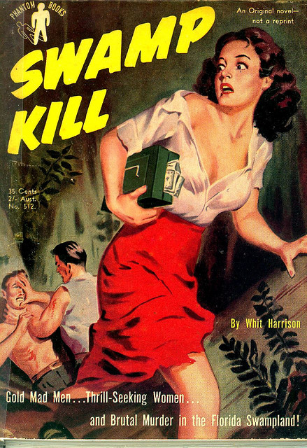Paperback, Phantom Books 1952