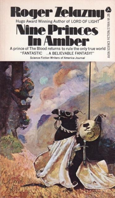 Paperback, Avon Books 1975