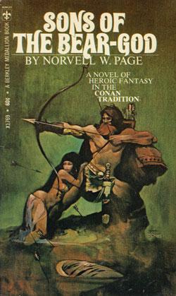 Paperback, Berkley Medallion 1969