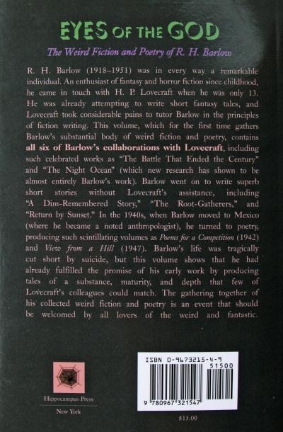 Paperback, Hippocampus Press 2002