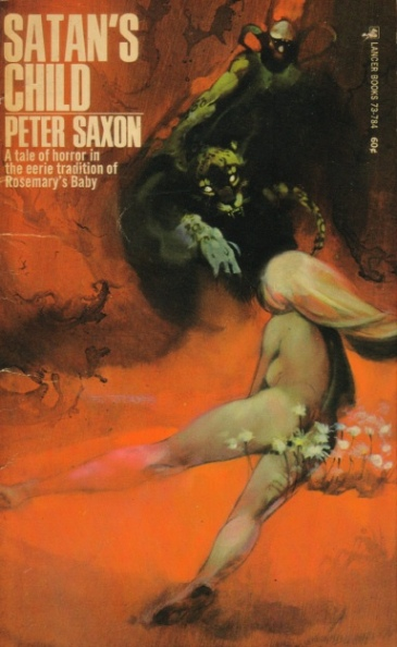 Paperback, Lancer Books 1968