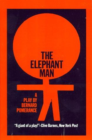 Paperback, Pgw 1979. Hverken i opsætningen af Bernard Pomerance stykke eller på denne forside vises det groteske. Det antydes kun, formentlig for at stimulere fantasien. En berøringsangst over for det deforme kan måske også spores her. En berøringsangst der først vendte igen i 80'erne