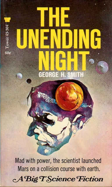 Paperback, Tower Books 1964