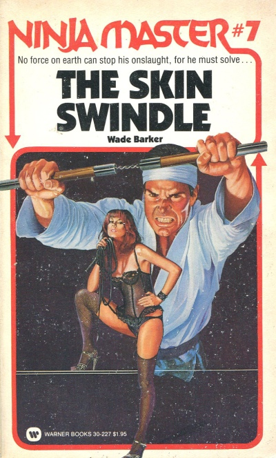 Paperback, Warner Books 1983