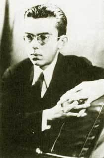 Robert Hayward Barlow (18. maj 1918 – 1. januar 1951)
