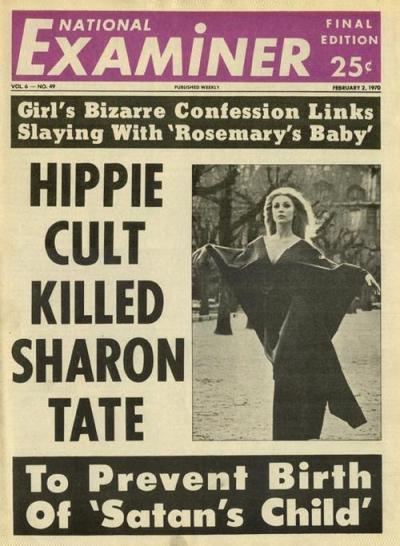 National Examiner, 2. februar 1970