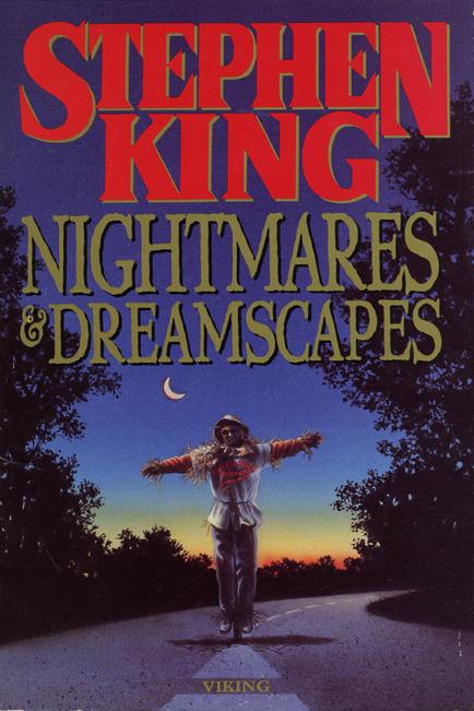 Hardcover, Viking Press 1993. Forsiden er malet af Rob Wood