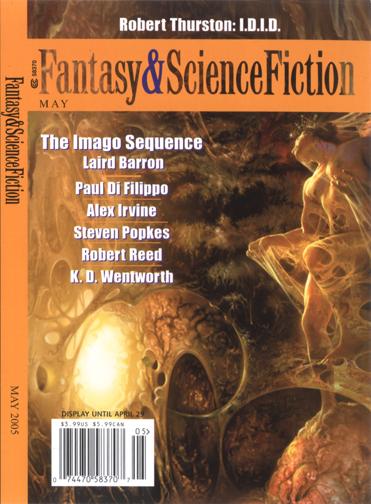 Magazine of Fantasy and Science Fiction, maj 2005