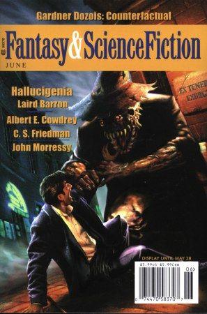 Magazine of Fantasy and Science Fiction, maj 2006