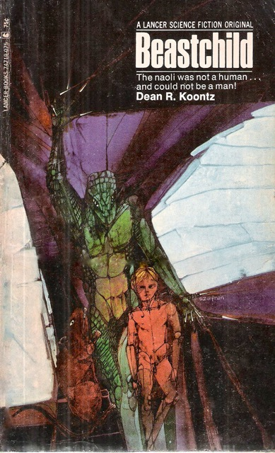 Paperback, Lancer Books 1970