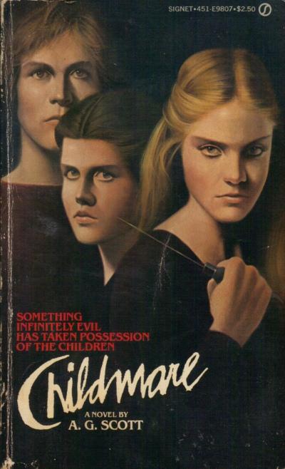 Paperback, Signet Books 1981