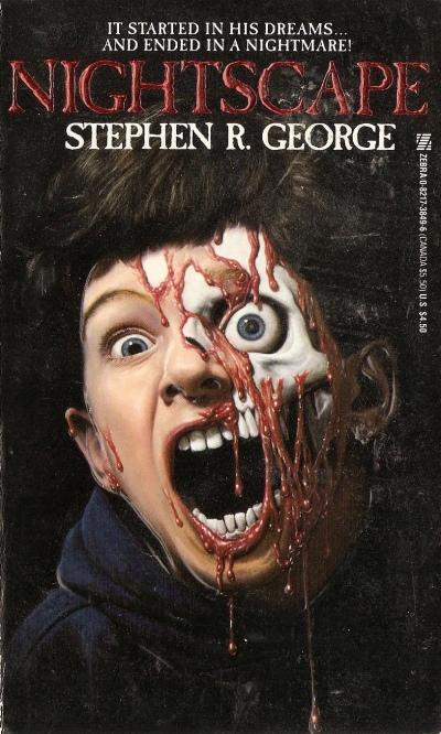 Paperback, Zebra Books 1992